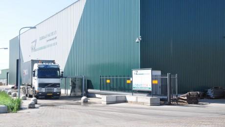 Weegbrug 70 ton ook voor extern gebruik